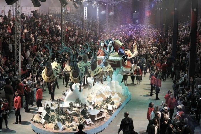 Natal Luz, em Gramado (RS), reúne 2,3 milhões de pessoas