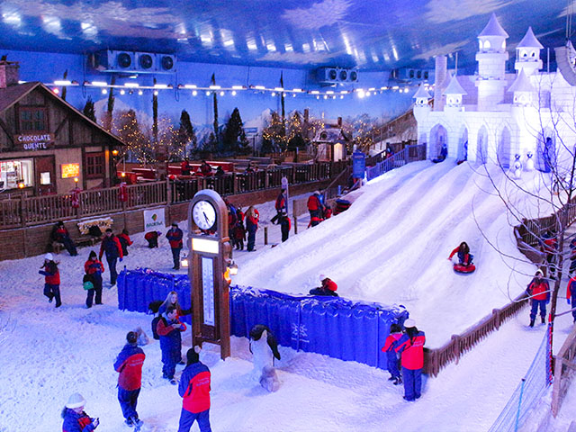 Atleta Snowland disputa campeonato de Snowboard na Itália