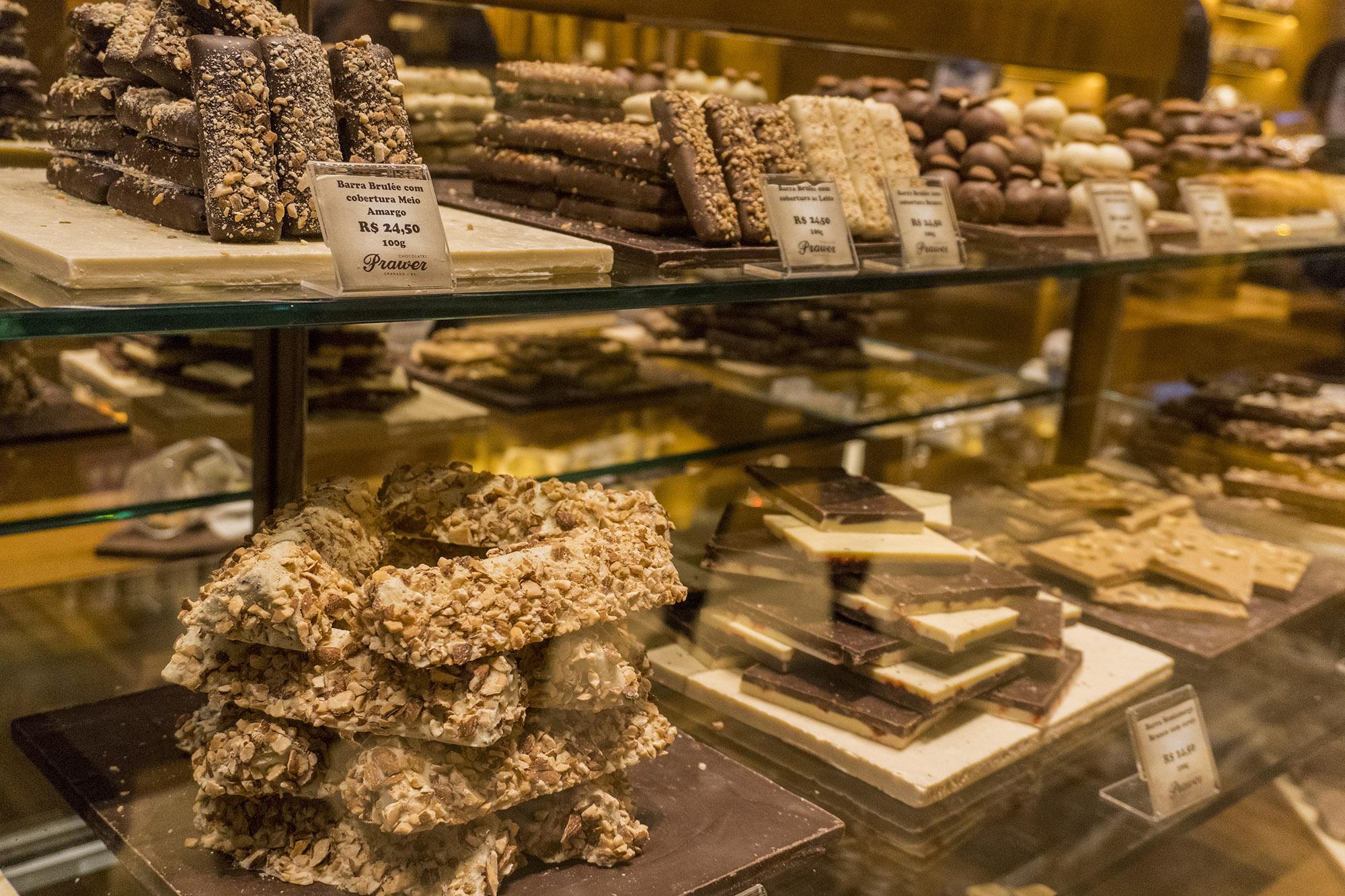 Gramado (RS) pode ser a Capital Nacional do Chocolate Artesanal