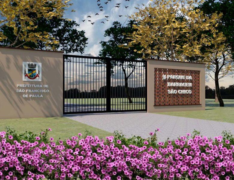 Parque em barragem será nova atração turística em São Francisco de Paula