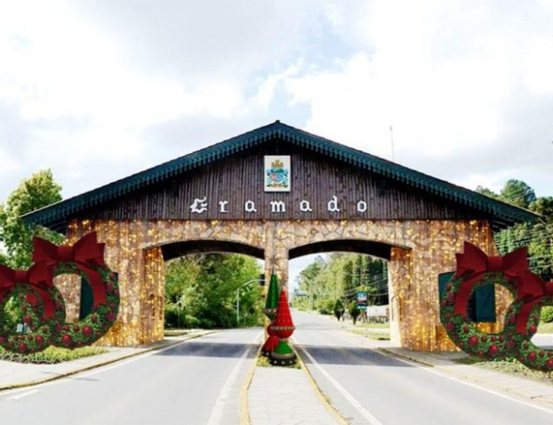 Gramado apresenta em live projeto de decoração do 35º Natal Luz
