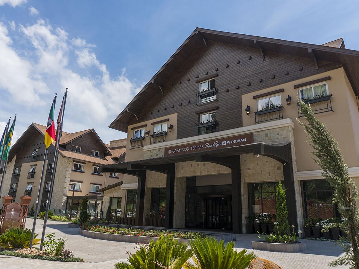 Wyndham Gramado reinventa recreação na hotelaria