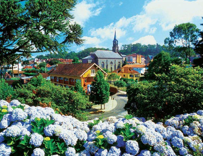 Gramado está no topo das listas de desejos entre os destinos nacionais para viajar.