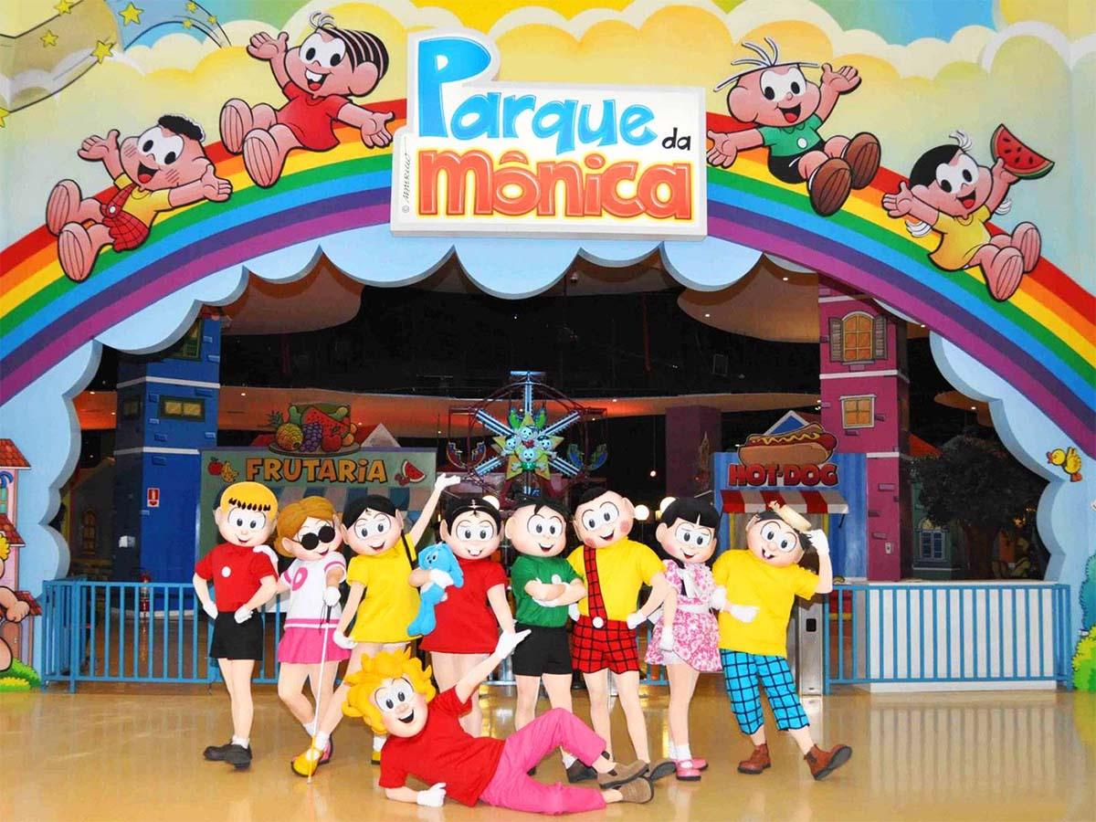 Parque da Turma da Mônica em Gramado começa a ganhar forma e contará com mais de 30 atrações