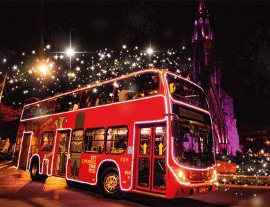 Bustour Illumination Show realizará passeios noturnos durante período de natal na Serra Gaúcha