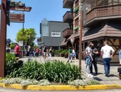 Feriadão deixa hotéis da Região das Hortênsias lotados dentro da capacidade permitida