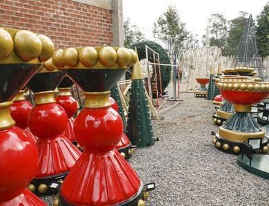 Decoração do 35° Natal Luz de Gramado estará pronta até dia 22 de outubro
