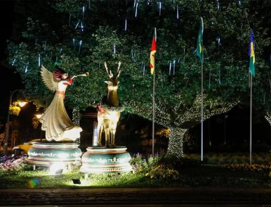 35° Natal Luz impulsiona a retomada do turismo no RS