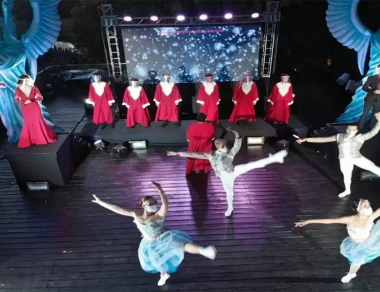 Com versão indoor, espetáculo Illumination será realizado nesta temporada do Natal Luz