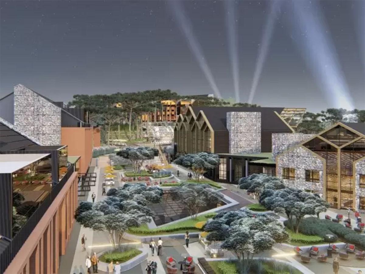 Hard Rock projeta construção de hotel com até 858 quartos em Gramado