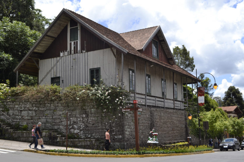 Casa do Major Nicoletti será restaurada com parceria público-privada