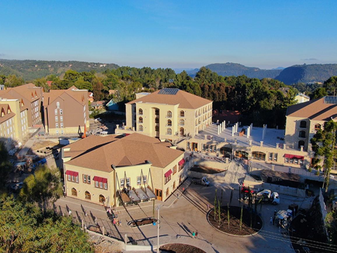 Gramado Parks inaugura em julho resort inspirado na região da Toscana