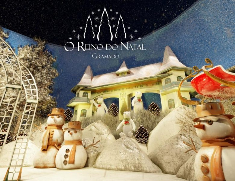O Reino do Natal será uma nova atração do 36º Natal Luz de Gramado