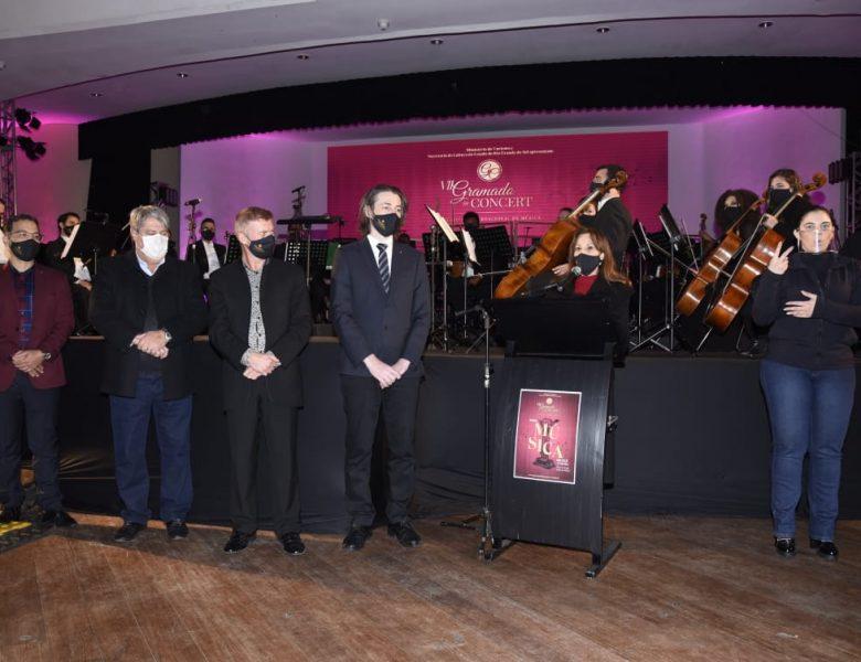VII Gramado in Concert inicia com público presencial e online