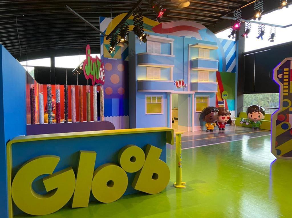 Turismo em família em Gramado com cenários instagramáveis de atrações do canal Gloob