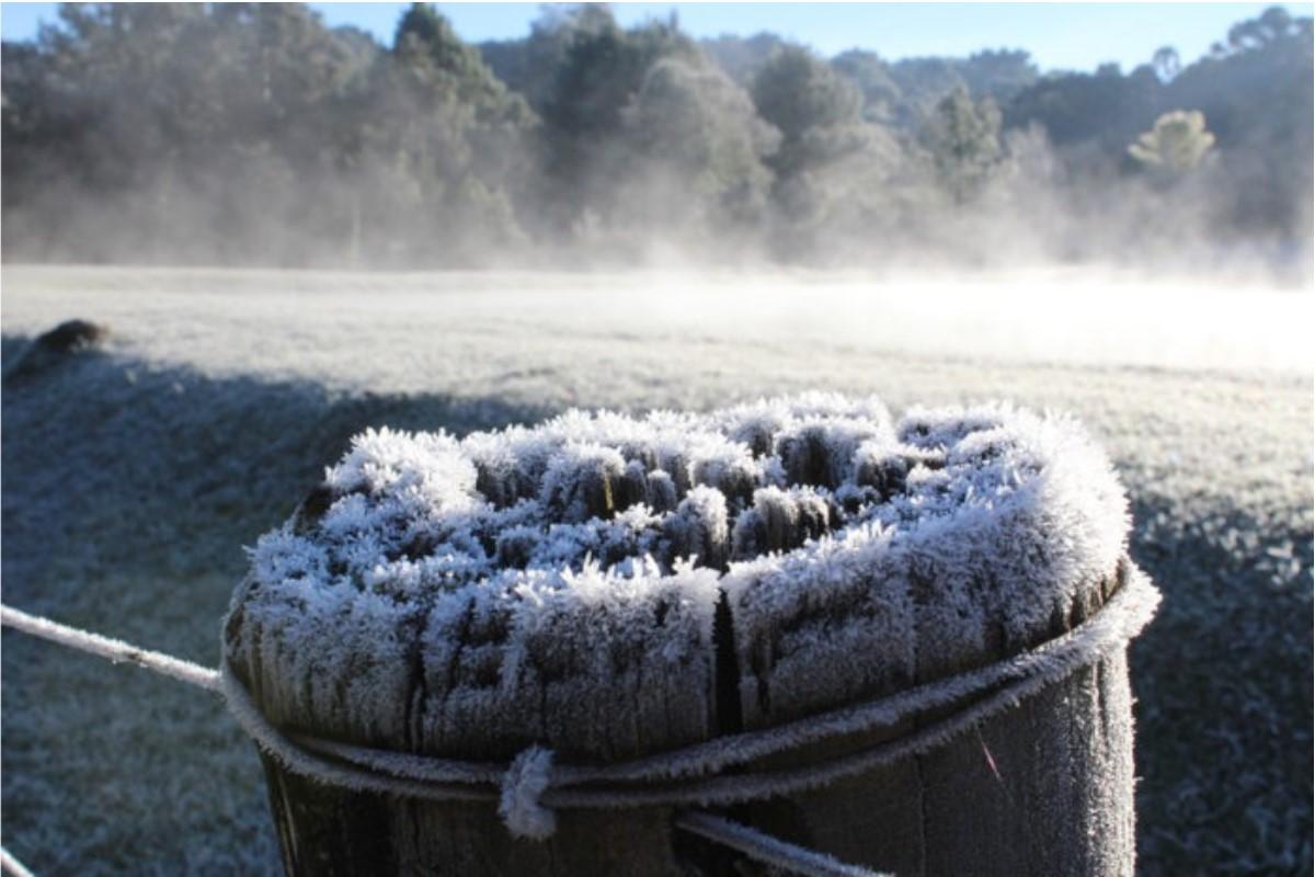 Semana com previsão de frio histórico
