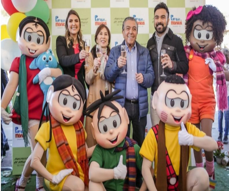 Parque da Mônica será construído em Gramado