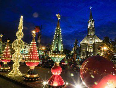 36º Natal Luz de Gramado anuncia espetáculos