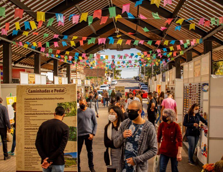 Nova Petrópolis comemora o sucesso do primeiro fim de semana do Festival Sabores da Colônia